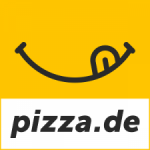 pizza de logo
